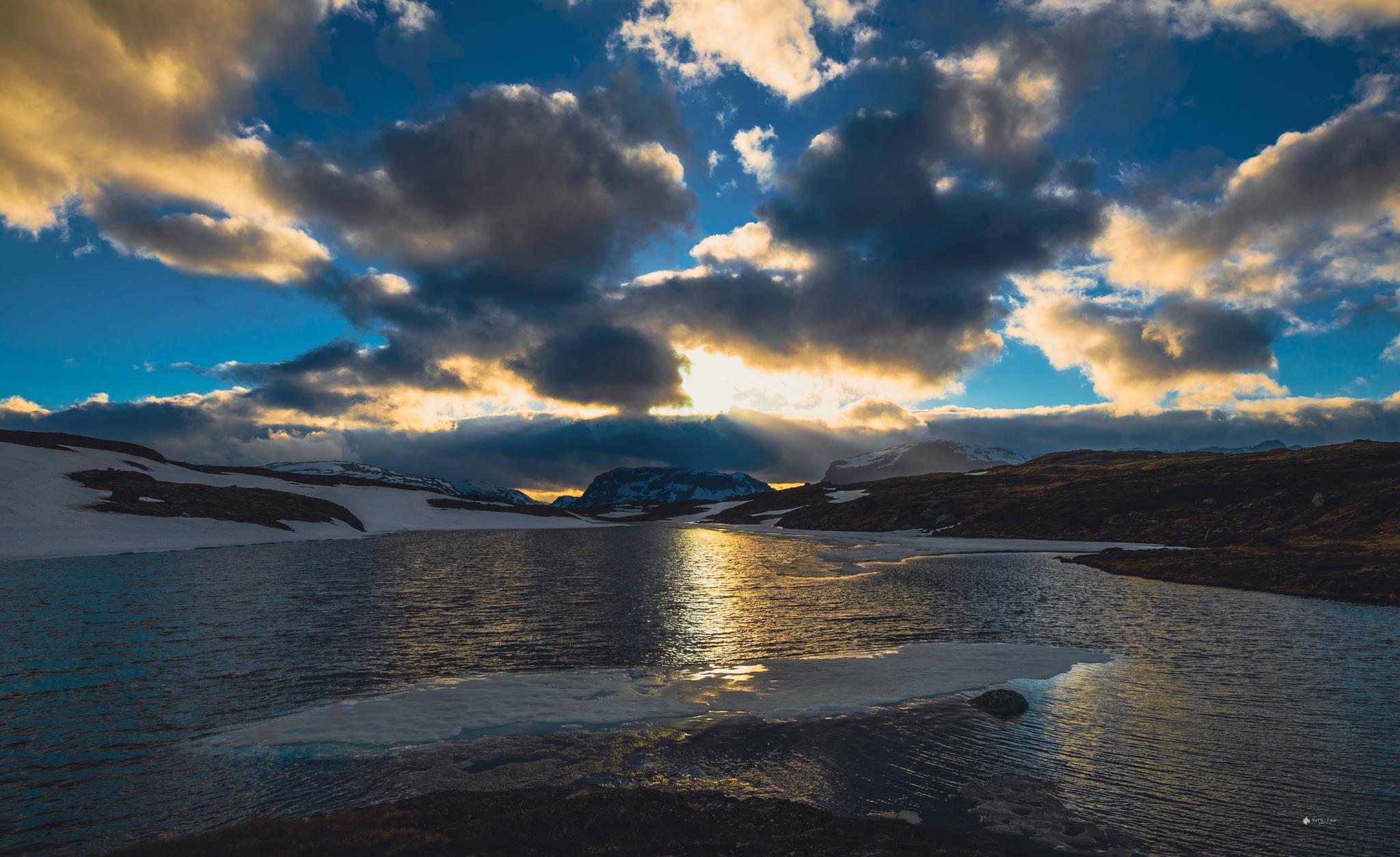 Tur til Haukelifjellet - Natur bildet er tatt av Kenneth Hauen / Natur.Media